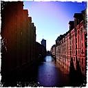 Germany, Hamburg, Speicherstadt, storehouse-town - MMO000122