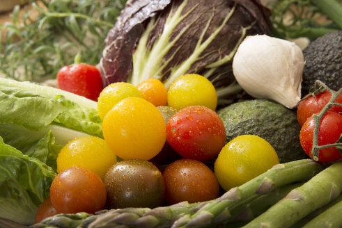 Fresh vegetables - CSTF000353