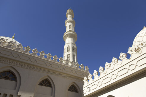 Egypt, Hurghada, partial view of El Mina Mosque - STDF000092