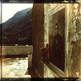 Italy, Campania, Amalfi Coast, Monumental Cemetery - STE000088