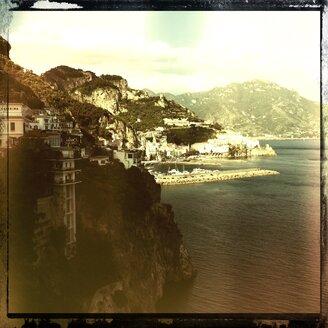 Campania, Amalfi Coast, Italy - STE000112