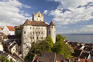 Germany, Baden Wuerttemberg, Meersburg, Meersburg Castle - WIF000692