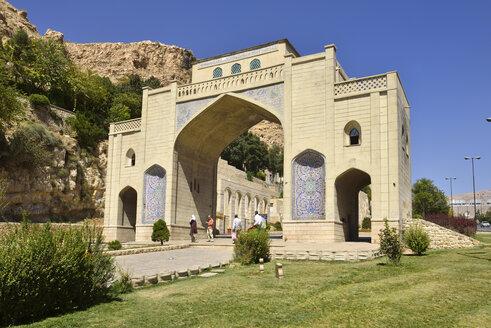 Iran, Fars, Shiraz, Darvaze-ye Qoran, Quran Gate of Shiraz - ES001147