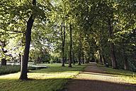 Germany, North Rhine-Westphalia, Park of Anholt Castle - MEM000019