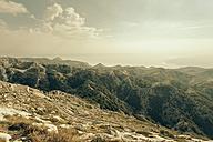 Croatia, Dalmatia, Biokovo, View from Sveti Jure - MEMF000051