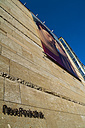Germany, Bavaria, part of facade of Neue Pinakothek - TC004071