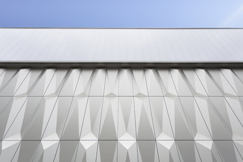 Part of modern facade with ornament - MKL000033