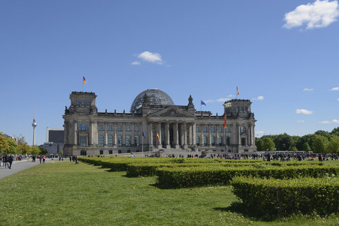 Germany, Berlin, Reichstag - HHEF000077