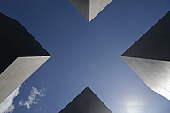 Germany, Berlin, Holocaust Memorial - HHEF000096