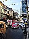 Thailand, Bangkok, street scenes - AVS000186