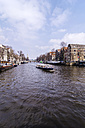 Netherlands, Holland, Amsterdam, Canal and excursion boat - THA000410