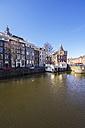 Netherlands, Holland, Amsterdam, Schreierstoren, Weeper's Tower - THAF000424