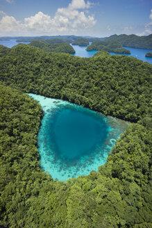 Micronesia, Palau, archipelago in the ocean - JWAF000066