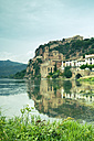Spain, Miravet, fortress above River Ebro - MEM000178