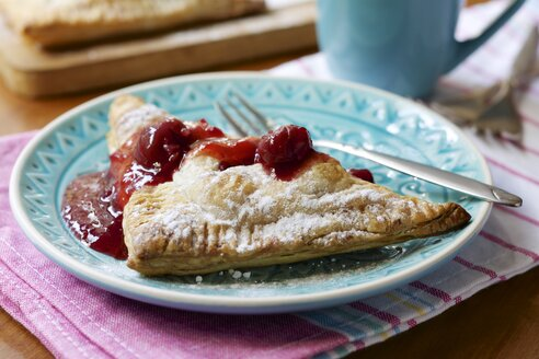 Home made cherry turnover - HAWF000278