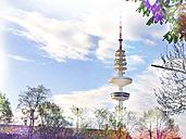 Television tower, Hamburg, Germany - BMA000033