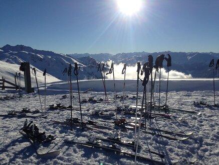 Austria, Alpbach Valley ski area - TK000359