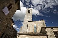 Italy, Tuscany, San Gimignano, Church - MYF000375