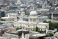 Great Britain, Endland, London, Southwark, St Paul's Cathedral - WEF000141
