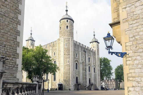 Great Britain, England, London, Tower of London, White Tower - WEF000144