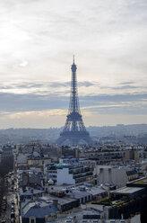 France, Ile-de-France, Paris, Eiffel Tower - ODF000726