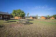 USA, Texas, Cabins Vacation Resort near Leakey - ABAF001350