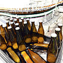 Germany, bottling plant of a brewery - SCH000292