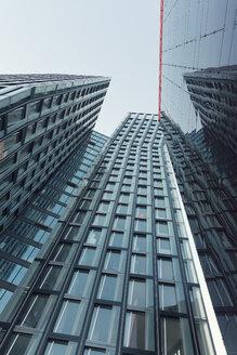 Germany, Hamburg, St. Pauli, Dancing Towers, partial view - MSF004045