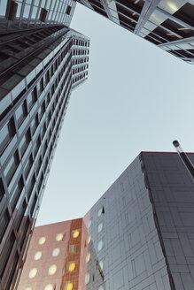 Germany, Hamburg, St. Pauli, Dancing Towers, partial view - MSF004046