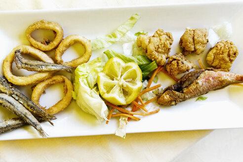 Traditional Spanish fish dish - SEF000751