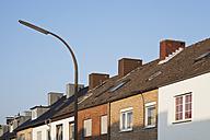 Germany, Cologne Widdersdorf, terraced houses - GWF003583