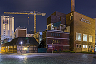 Germany, Bremen, Beck's brewery complex - NK000161