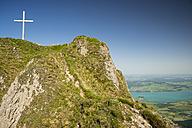 Germany, Bavaria, Allgaeu, Branderschrofen near Fuessen - WGF000326