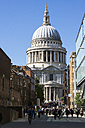 United Kingdom, England, London, City of London, St Paul's Cathedral - WEF000174