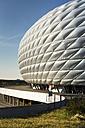 Germany, Bavaria, Munich, Froettmaning, view to Allianz Arena - FC000280
