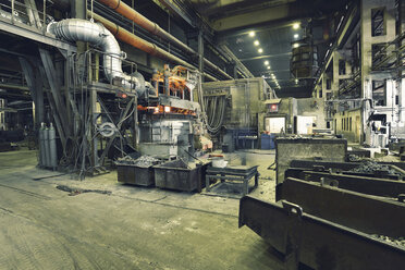Blast furnace in a foundry - LYF000167