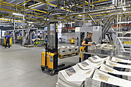 Employee in a printing shop - SCH000350