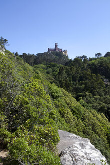 Portugal, Sintra, Pena National Palace - FAF000001