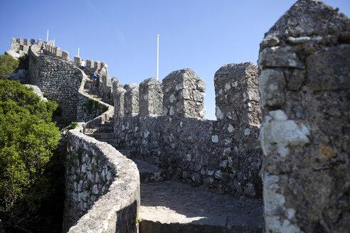 Portugal, Sintra, Castelo dos Mouros - FA000006