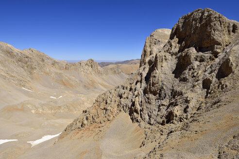 Turkey, Anti-Taurus Mountains, Aladaglar National Park, Yedigoeller Plateau - ES001250
