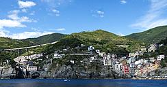 Italy, Liguria, Cinque Terre, Riomaggiore - MKFF000021