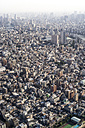 Japan, Tokyo, view towards Asakusa and Sumida river - FLF000449