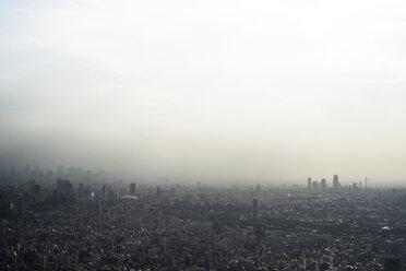Japan, Tokyo, skyline - FLF000438