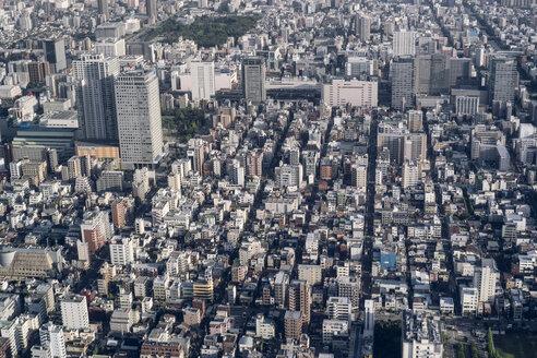 Japan, Tokyo, skyline - FLF000441