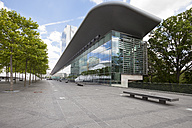 Luxembourg, Luxembourg City, European Quarter, office building at European Square - WIF000899
