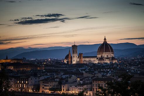Italy, Tuscany, Florence, Cathedral Santa Maria del Fiore - SBDF001131