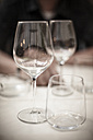 Three empty glasses - SBDF001135