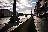 Italy, Tuscany, Florence, River Arno - SBDF001143
