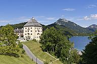 Austria, Salzburg State, Fuschlsee Lake, Fuschl am See, Fuschl Castle - SIE005674