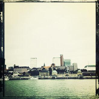 Germany, Hamburg, skyline - SEF000771